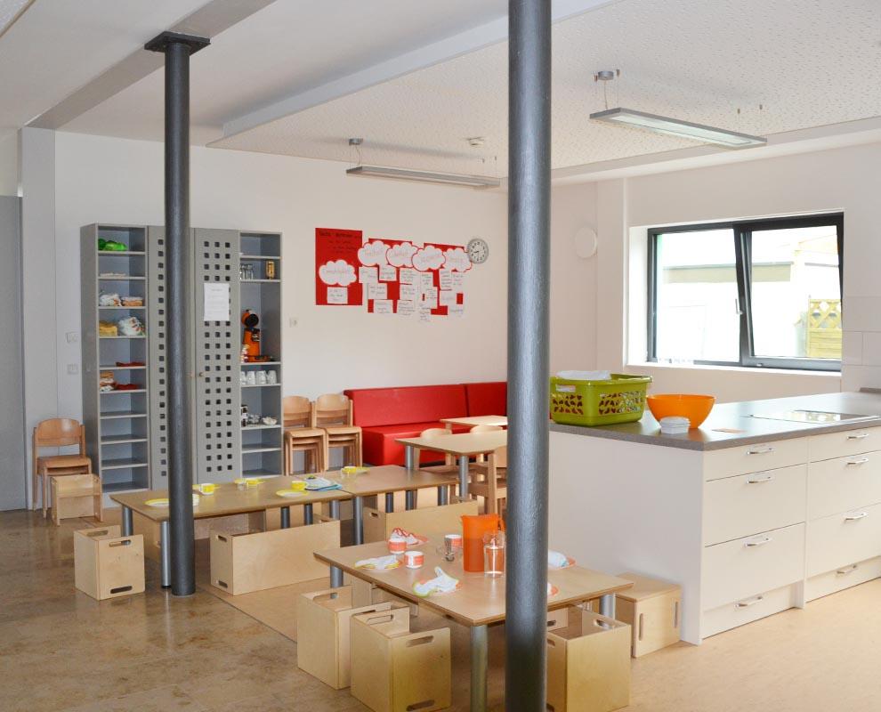 Friedrichstr 25 schwabach architekturb ro rester for Raumgestaltung kita